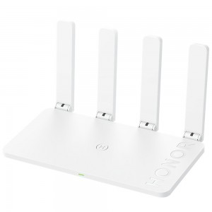 [EU]Honor X3 Pro Router Dual Band Wireless 4 Antenne